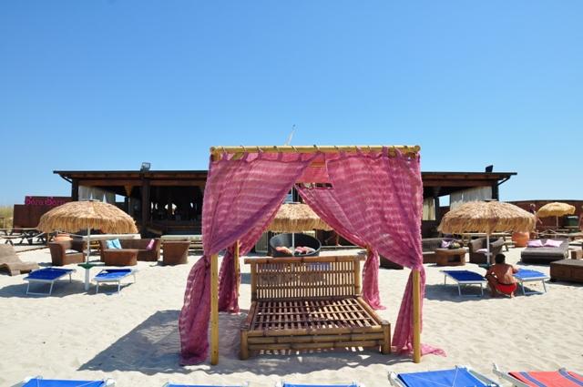 La Casarana Resort & SPA- Spiaggia