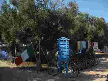 Agriturismo Campeggio La Moro - Noleggio bici
