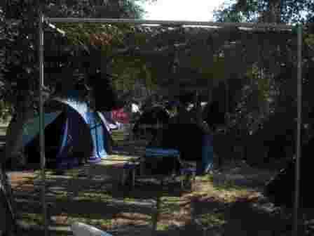 Agriturismo Campeggio La Moro - Area camping