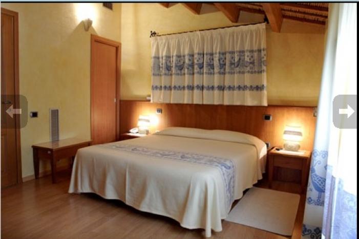 Sardegna - Hotel Villa Canu - Camera