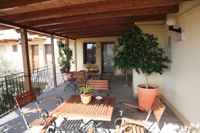 Sardegna - Hotel Villa Canu - Terrazza