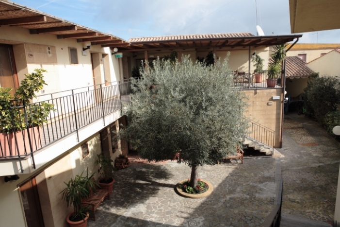 Sardegna - Hotel Villa Canu - Interno