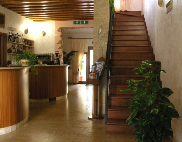 Sardegna - Hotel Villa Canu - Reception