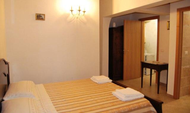 Otranto -Masseria Pallanzano - Camera da letto