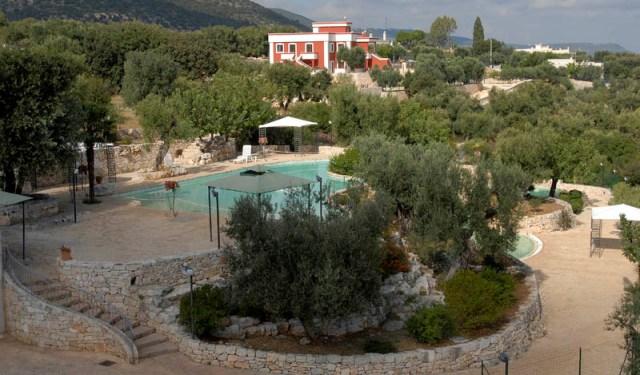 Fasano -Park Hotel Sant'Elia