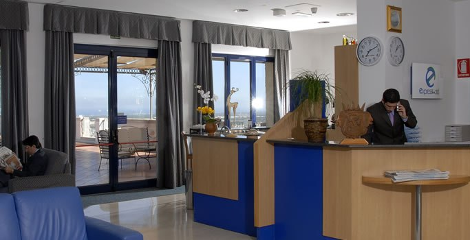 Fasano -Park Hotel Sant'Elia - Reception