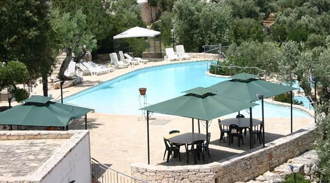 Fasano -Park Hotel Sant'Elia - Solarium