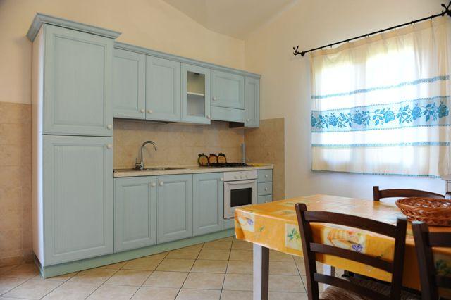 Budoni -Residence Corte dei Venti - Cucina