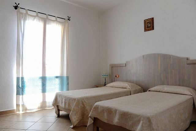Budoni -Residence Corte dei Venti - Camera da letto