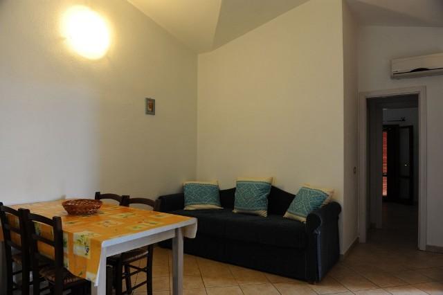 Budoni -Residence Corte dei Venti - Cucina e soggiorno