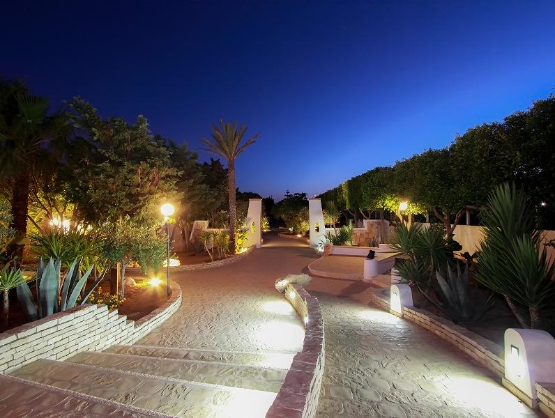 Lampedusa - Agriturismo Resort Costa House - Giardino