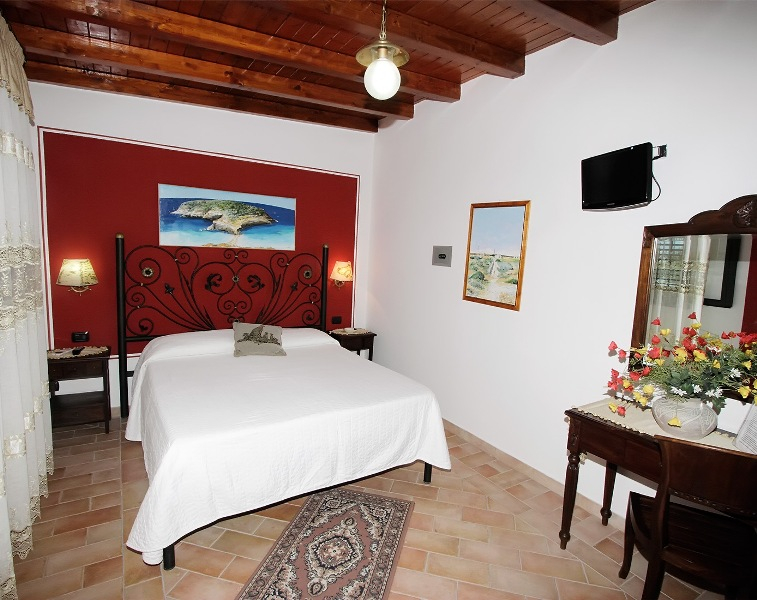 Lampedusa - Agriturismo Resort Costa House - Camera