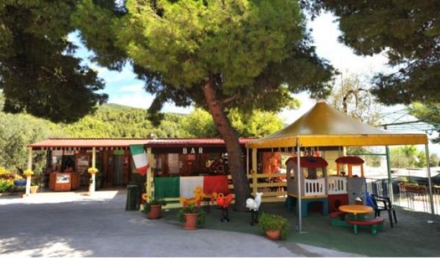 Residence Camping Vignanotica - Area Giochi