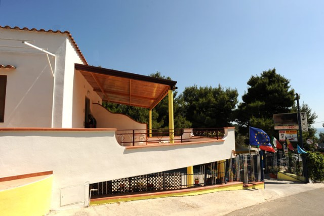 Residence Camping Vignanotica - Esterni