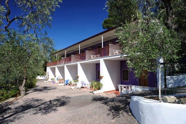 Residence Camping Vignanotica - Esterno Appartamenti