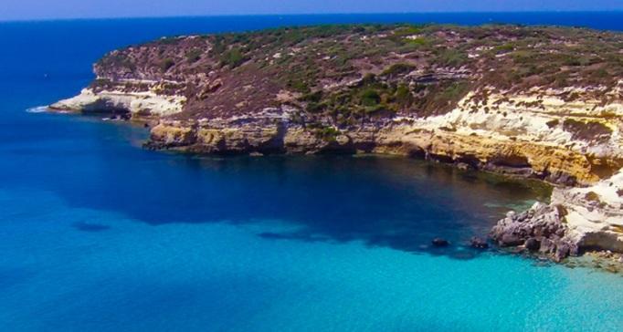Lampedusa - B&B Vicolo Del Porto - Panorama