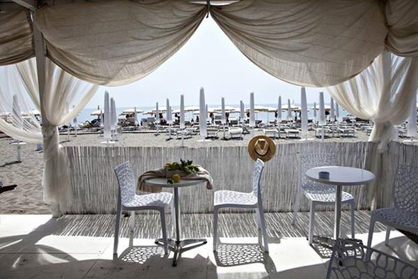 Eco Resort Dei Siriti, bar in spiaggia
