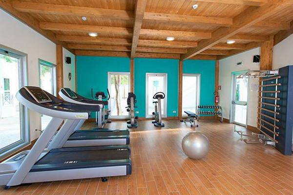 Centro fitness Sira Resort