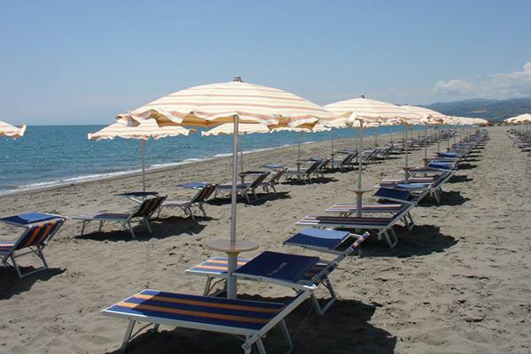 Nova Siri Village Spiaggia
