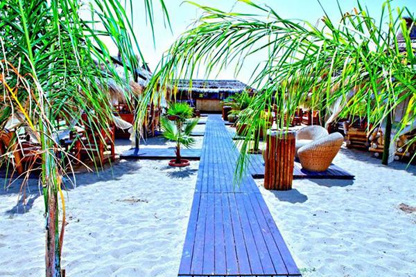 Playa El Flamingo - ingresso spiaggia