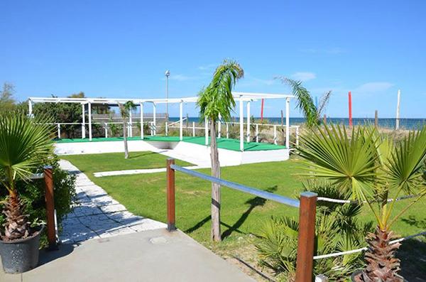 Spiaggia Hotel Palatinum
