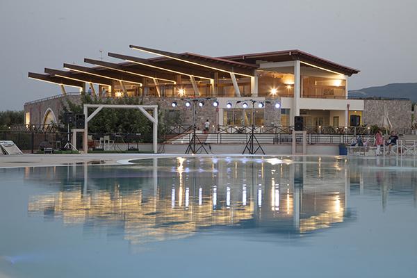 Eco Resort Dei Siriti, piscina