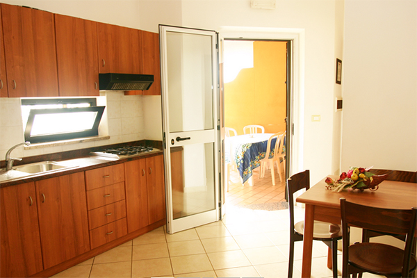 Villaggio Tramonto - Cucina del bungalows