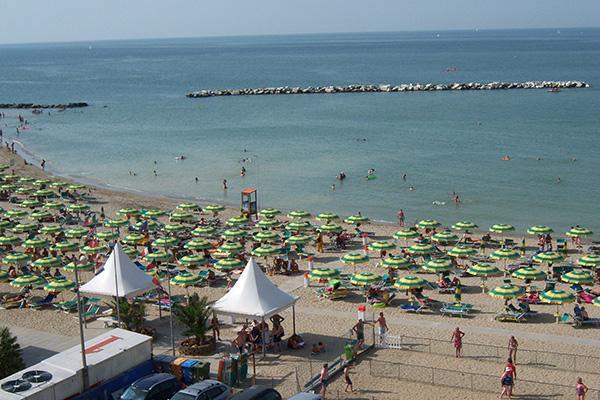 Rimini- Hotel Laika