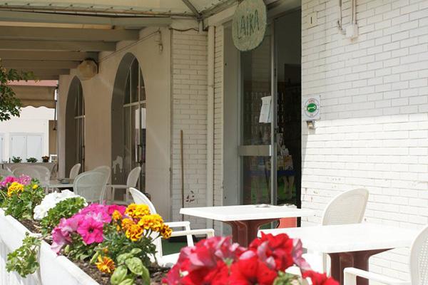 Rimini- Hotel Laika - Dehors