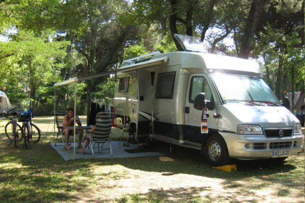 Ravenna - Piomboni Camping Village - Area Camper