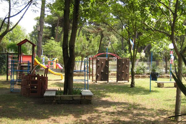 Ravenna - Piomboni Camping Village - Area Giochi
