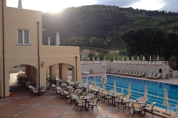 Finale Ligure - Villaggio di Giuele - Piscina
