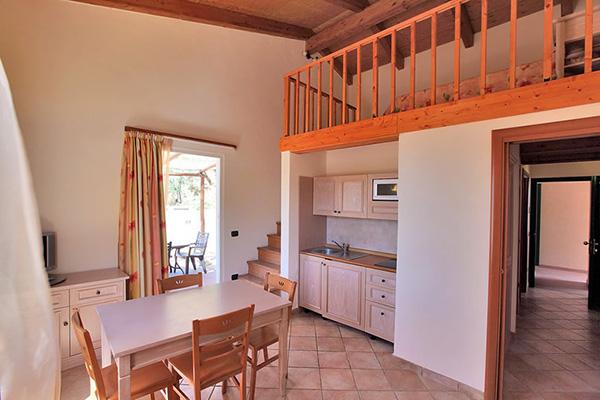 Finale Ligure - Villaggio di Giuele - interno alloggi