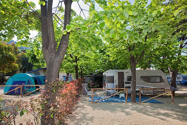 Finale Ligure - Villaggio di Giuele - Area Camping