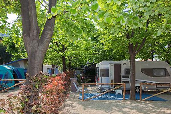 Finale Ligure - Eurocamping Calvisio - Area camper