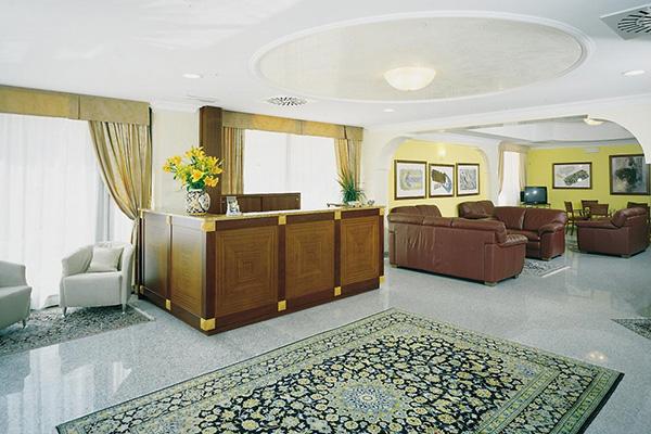 Sala lettura Hotel Sayonara