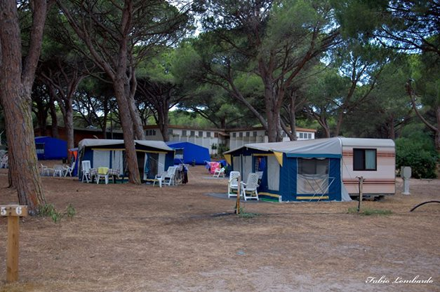 Arborea -Camping S'ena Arrubia