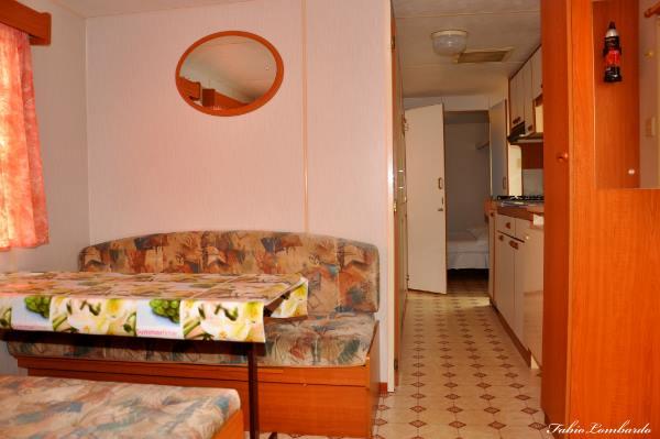 Arborea -Camping S'ena Arrubia - Interno casa mobile