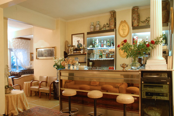 Rapallo - Hotel Claridge -Bar