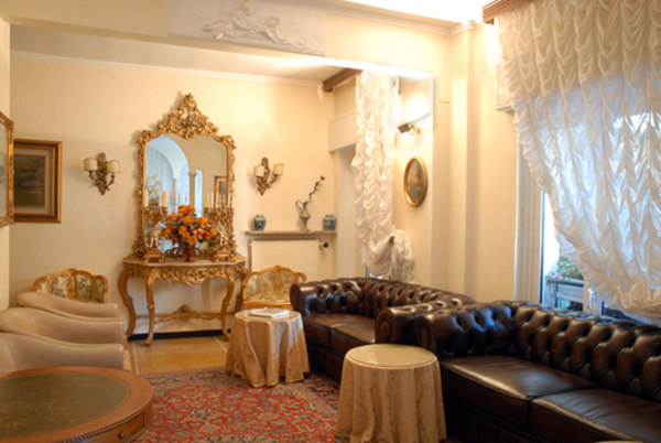 Rapallo - Hotel Claridge -Hall