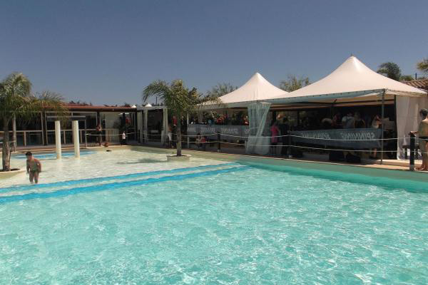 Marzamemi - Sunseabeach Camping - Piscina