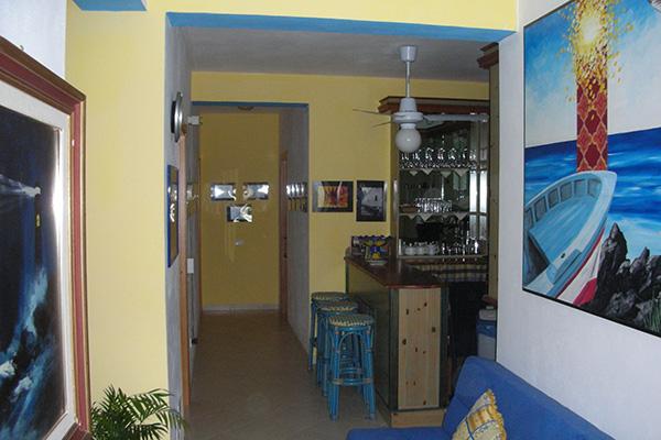 Linosa - Residence La Posta - Bar