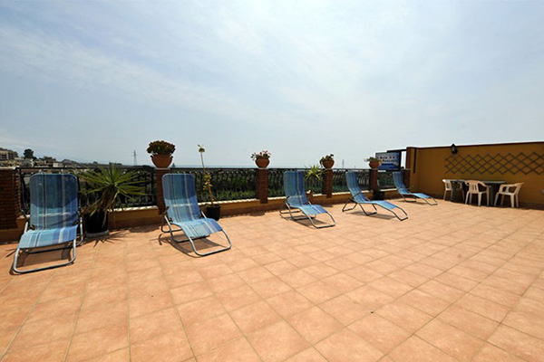 Bed & Breakfast Il Sole Nascente - Solarium