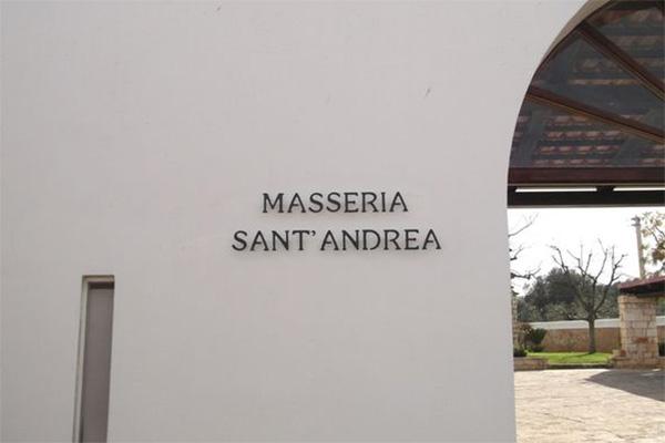 Ostuni - Masseria Sant'Andrea-