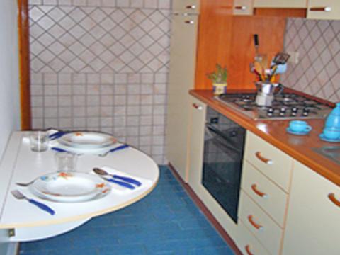 Acireale - Casa Vacanza Rossi - Cucina
