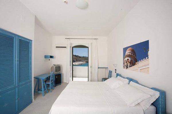 Hotel La Roccia - Camera vista mare