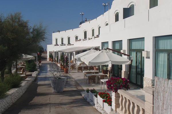 Hotel La Roccia - Esterno