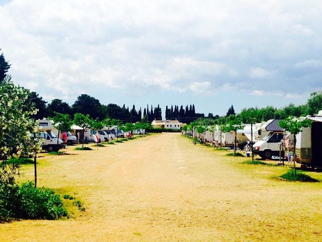 Otranto - Agricampeggio Fontanelle - area camper