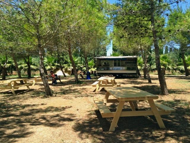 Otranto - Agricampeggio Fontanelle - Area pic-nic