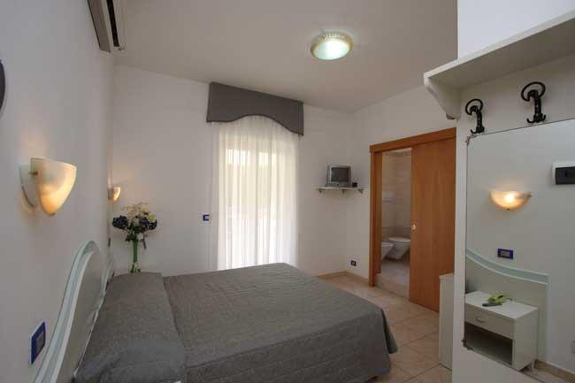 Peschici - Hotel Sirena - Camera